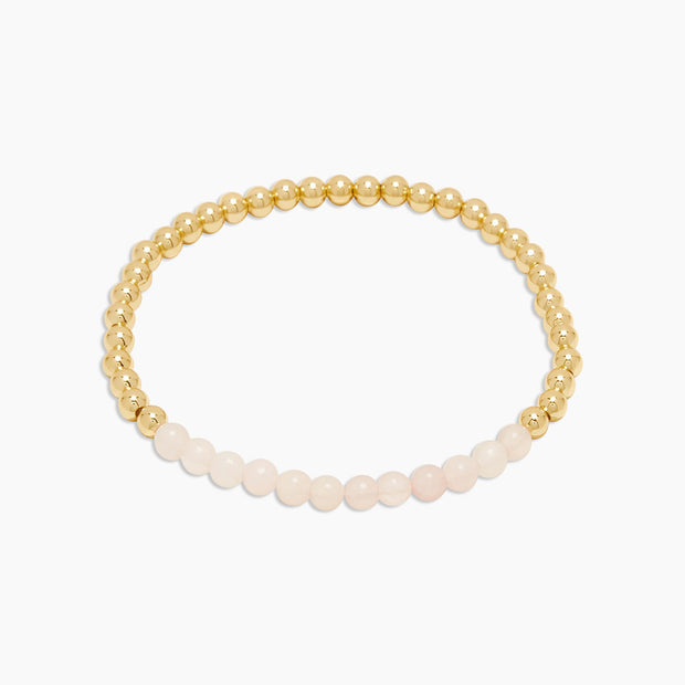 Gorjana Power Gemstone Aura Bracelet- Love