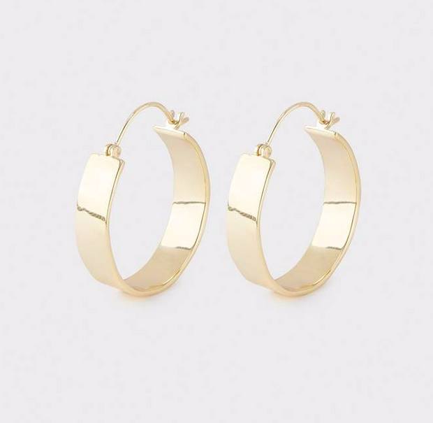 Gorjana Jax Small Hoops