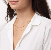 Gorjana Capri Layer Necklace