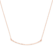Gorjana Taner Bar Small Necklace