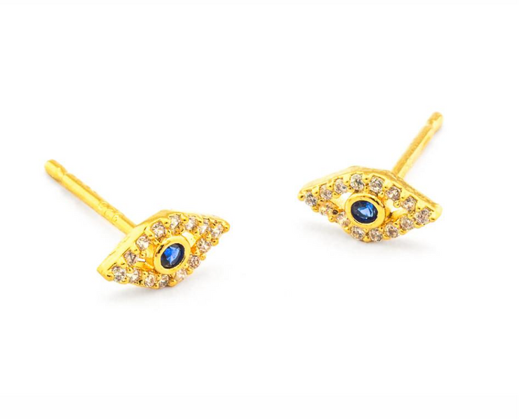 Tai Evil Eye Earrings