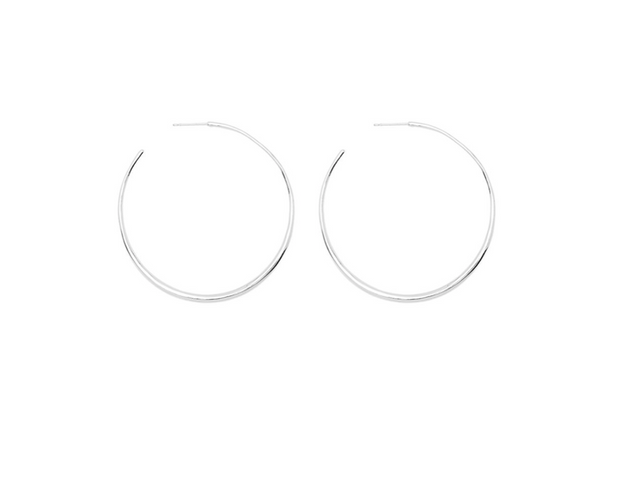 Gorjana Farrah Hoop Earrings