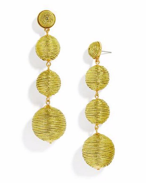 Baublebar Criselda Ball Drop Earrings