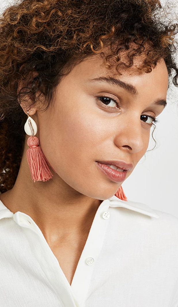 Baublebar Tahiti Tassel Earrings