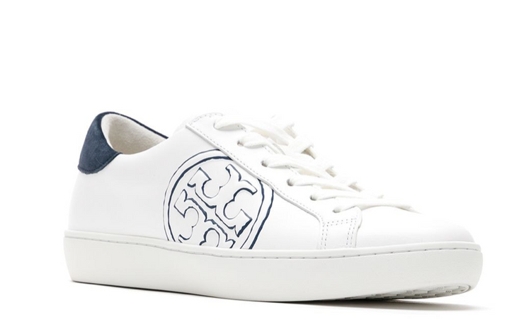Tory Burch Side Logo Sneaker