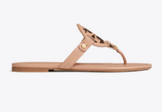 Tory Burch Miller Sandal- Light Makeup