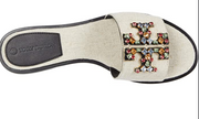 Tory Burch Ines Embellished Slides