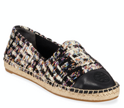 TORY BURCH TWEED ESPADRILLES