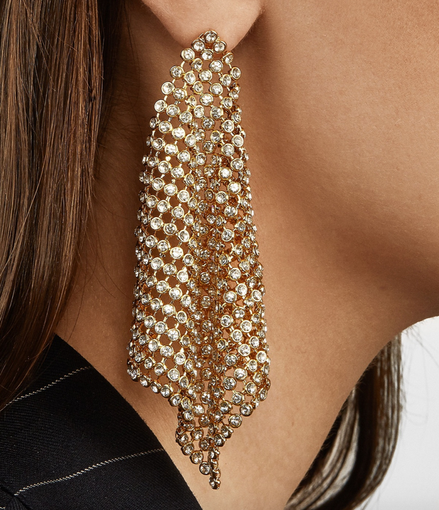 BaubleBar Diana Drop Earrings