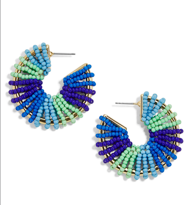 Baublebar Giana Beaded Hoop