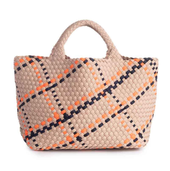 Naghedi St. Barths Small Tote - Nantucket