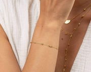 Gorjana Costa Adjustable Bracelet