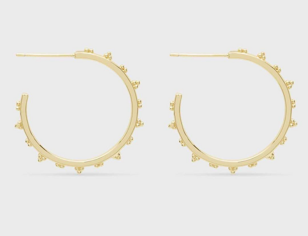 Gorjana Costa Small Hoops