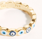 Tai Evil Eye Ring