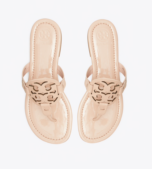 Tory Burch Miller Sandal Sea Shell Pink