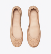 Minnie Travel Ballet Flat - Sand