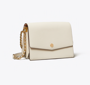 TB Robinson Convertible Shoulder Bag - Birch