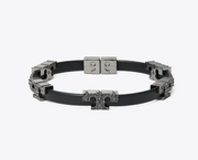 Tory Burch SERIF-T STACKABLE PAVE BRACELET