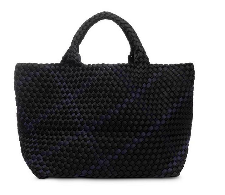 Naghedi St Barths Small Tote - Shadow