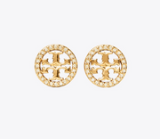 Tory Burch MILLER PAVE STUD