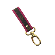 Louis Vuitton Luxury Repurposed Key Fob