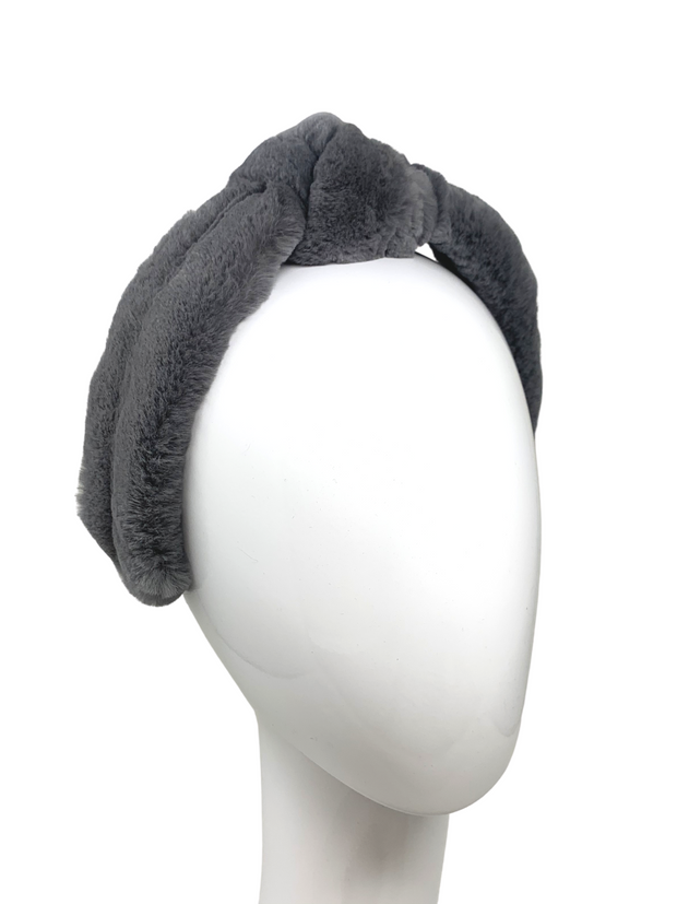 Linda Richards Knot Headband- 2 Colors