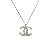 Chanel Baguette CC Necklace