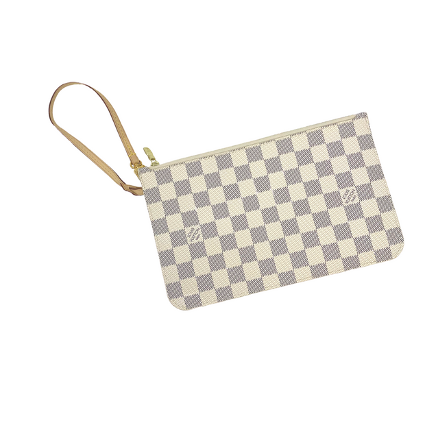 Louis Vuitton Azur Wristlet