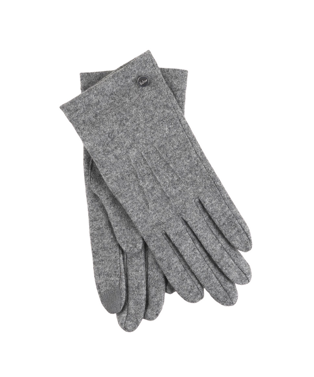ECHO WATER REPELLENT CLASSIC TOUCH GLOVE- Grey