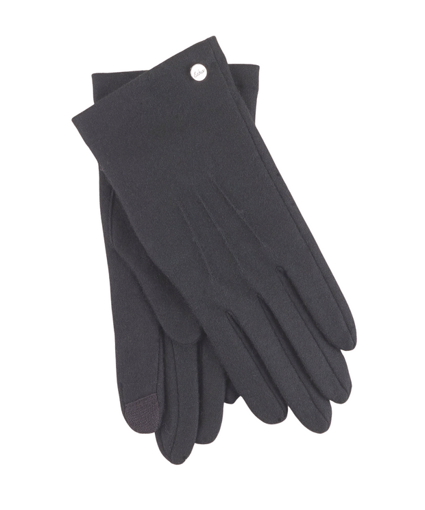 ECHO WATER REPELLENT CLASSIC TOUCH GLOVE- Black