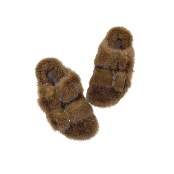 Linda Richards Mink Slides