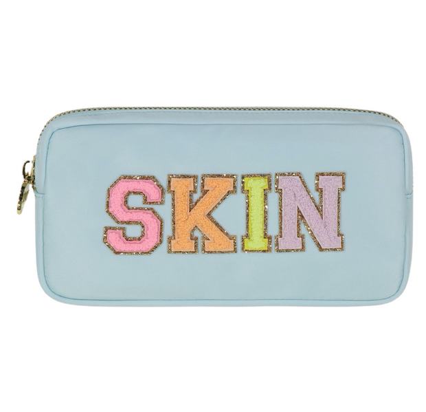 Stoney Clover Small Pouch - Skin (Sky)