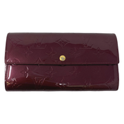 Louis Vuitton Vernis Patent Leather Sarah Wallet