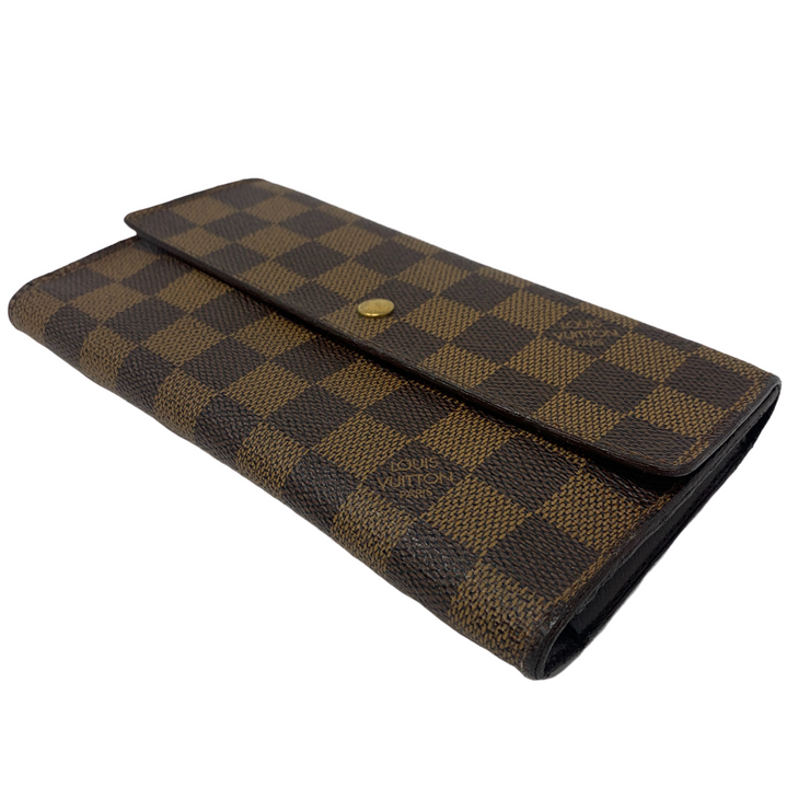 Louis Vuitton Porte Tressor International Wallet