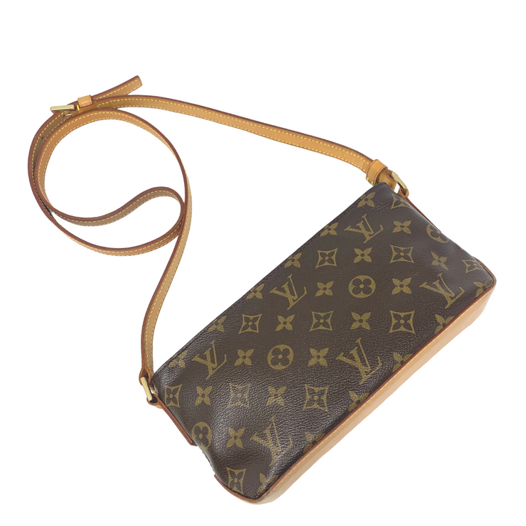 Louis Vuitton Monogram Trotteur Bag