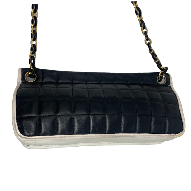Chanel Two-Tone Limited Edition Flap Bag