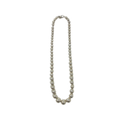 Tiffany HardWear Graduated Ball Necklace- Sterling Silver