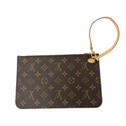 Louis Vuitton Monogram Wristlet