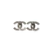 Chanel Stud CC Earrings