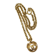 Chanel Pendant Necklace