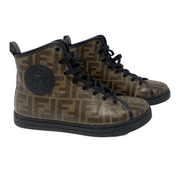 Fendi Hi-Top Sneakers