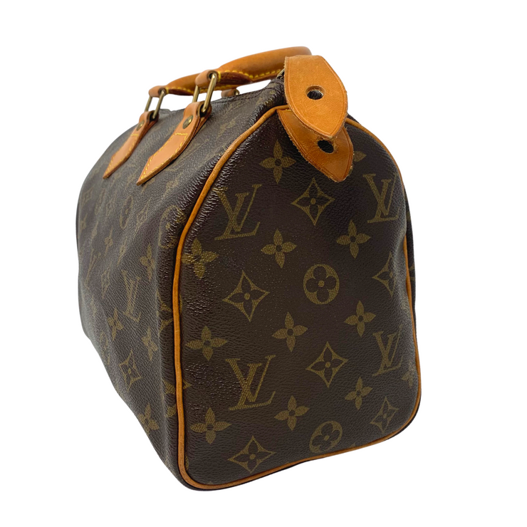 Louis Vuitton Monogram Speedy 25