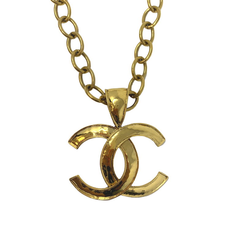 Chanel Large CC Necklace