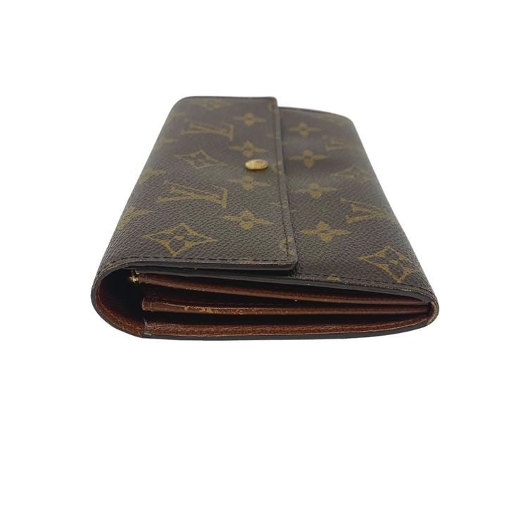 Louis Vuitton Monogram Long Wallet