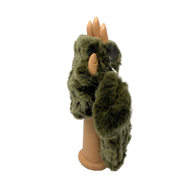 Linda Richards Rex Rabbit Hand Warmer- 9 Colors