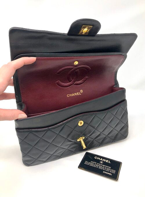 Chanel 10'' Double Flap