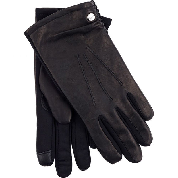 ECHO Classic Leather Superfit Glove- Black