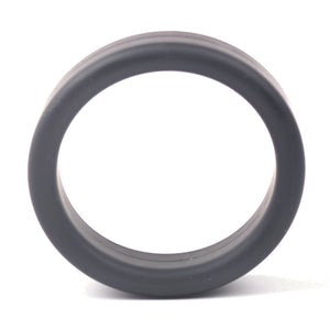 Black non-vibrating cockring