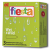 Fiesta wet and wild condom