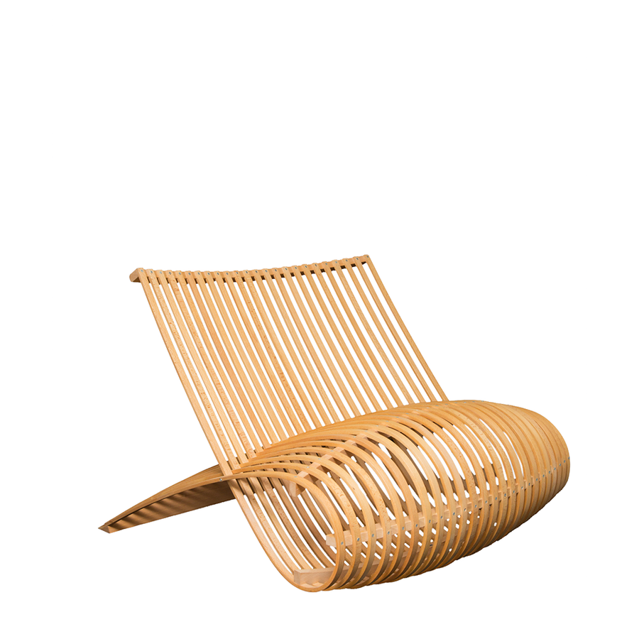 Marc Newson | Wooden Chair for Cappellini